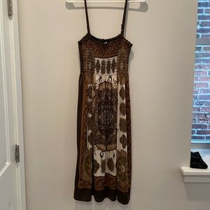 Cristinalove Spaghetti Dress Size L